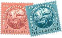 Holland 1949 - NVPH 542-543 - Postfrisk