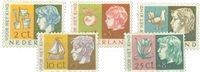 Holland 1953 - NVPH 612-616 - Postfrisk