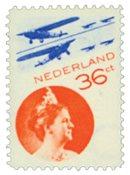 Holland 1931 - NVPH LP 9 - Ubrugt