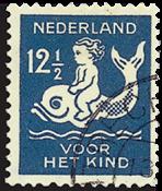 Netherlands 1929 - NVPH 228 - Cancelled