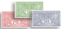 Holland 1906 - nr 84-86 - Ubrugt