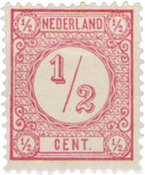 Holland 1876-1894 - NVPH 30 - Postfrisk