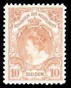 Nederland - Nr. 80 - Postfris
