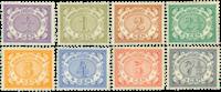Nederlands Indië 1902-1909 - Nr. 40-47 - Ongebruikt