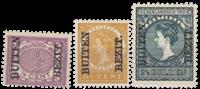 Nederlands Indië - Nr. 81-98 - Ongebruikt