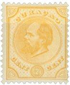 Curacao 1873 - Nr. 5 - Ongebruikt