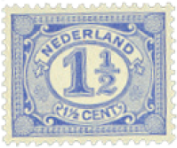Holland 1899-1913 - NVPH 53 - Postfrisk