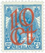Holland 1923 - NVPH 118 - Postfrisk