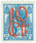 Holland 1923 - NVPH 118 - Postfrisk