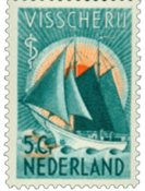 Pays-Bas - NVPH 258 - Neuf