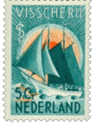 Holland - NVPH 258 - Postfrisk