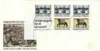 Holland 1975 - E144a + Block