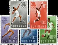 Suriname - Nr. 349-353 - Postfris