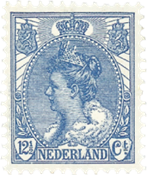 Holland - NVPH 63 - Postfrisk