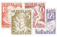 Holland 1930 - NVPH 232-235 - Postfrisk