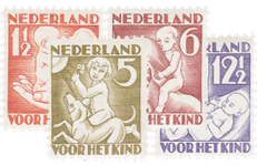 Holland 1930 - NVPH 232-235 - Postfrisk
