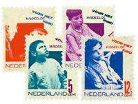 Pays-Bas - NVPH 240-243 - Neuf
