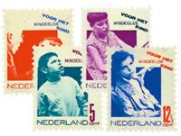 Holland 1931 - NVPH 240-243 - Postfrisk
