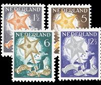 Holland 1933 - NVPH 261-264 - Postfrisk