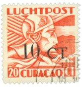 Pays-Bas - 1934 LP 17, oblitéré