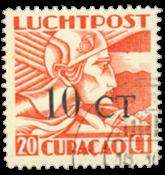 Nederland - Hulpuitgifte 1934 Opdruk Waarde in zwart (LP 17, gebruikt)