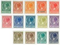 Holland - NVPH 149-62 - Postfrisk