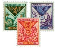 Nederland Kinderzegels 1925 - Nr. 166-68 - Postfris