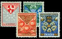 Nederland Kinderzegels 1926 - Nr. 199-202 - Postfris