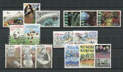 Aruba - Årgang 1990 (nr.70-85 - postfrisk)