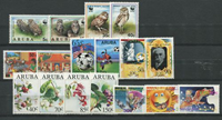 Aruba - Årgang 1994 (nr.134-150 - postfrisk)