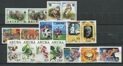 Aruba - Vuosi 1994 ( nro 134-150 postituoreena )