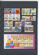 Antilles néerlandaises - Année 1993 - NVPH 1022-1047 - Neuf