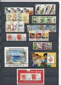 Antilles néerlandaises - Année 1994 nos 1048-1079 - neufs