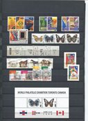Antilles néerlandaises - Année 1996 - NVPH 1113-1140 - Neuf
