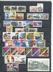 Hollannin Antillit - Vuoden 1999 - NVPH 1249-1297 - Postituore