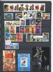 Hollannin Antillit - Vuoden 2000 - NVPH 1298-1335 - Postituore