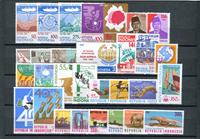 Indonesien - Årgang 1985 (Zb 1222-1251 - postfrisk)