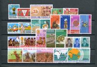 Indonesien - Årgang 1986 (Zb 1252-1278 - postfrisk)