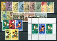 Suriname - jaargang 1967 (nr.470-489, postfris)