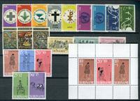 Suriname - jaargang 1968 - Nr. 490-510 - Postfris