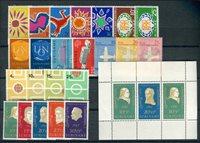 Surinam - Årgang 1970 (nr.529-552 - postfrisk)