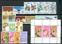 Surinam - Årgang 1974 (nr.616-637 - postfrisk)