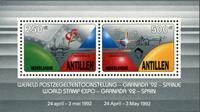 Antillen - Wereld Tentoonstelling 1992 - Postfris