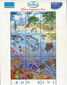 Aruba - World Philatelic Exhibition 1997 - Postfri