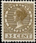 Nederland - Nr. 195 - Ongebruikt