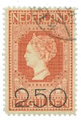 Holland 1920 - NVPH105 - Stemplet
