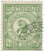 Holland - NVPHPW3 - Stemplet