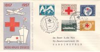 Holland 1957 - NVPH E31 - Ubrugt
