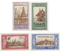Nederlands Indië 1930 - Nr. 167-170 - Ongebruikt