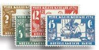 Nederlands Indië 1931 - Nr. 172-175 - Ongebruikt